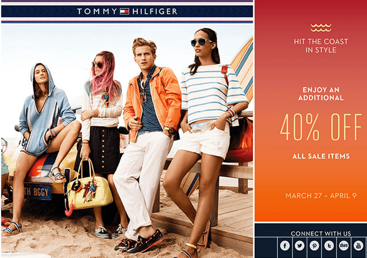 Tommy Hilfiger uses cookies to ensure that we give you the best experience on our website. By using our website you are accepting our privacy, security and cookies policy.