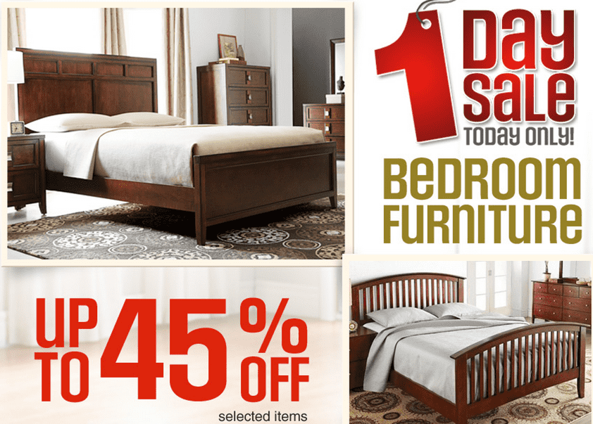 Sears Canada One Day Deals: Save Up to 45% On Bedroom ...