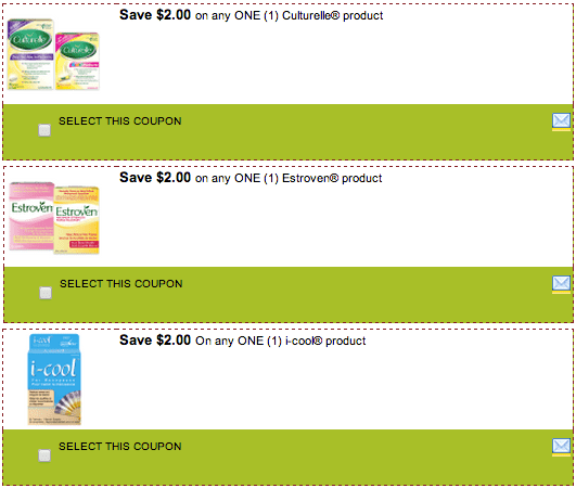Smartsource Canada Printable Coupons Save 2 00 On Culturelle Save 2 00 On Estroven Save 2 00 On I Cool Hot Canada Deals Hot Canada Deals