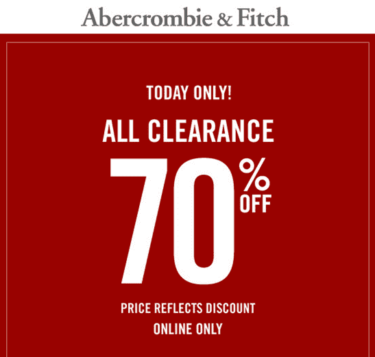abercrombie deals