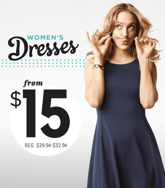Shop summer clothes online canada