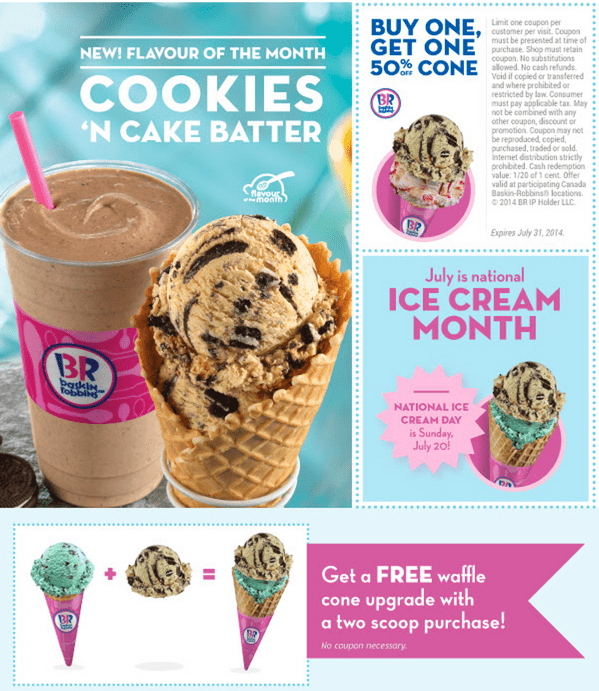 Cake Batter Ice Cream Brands