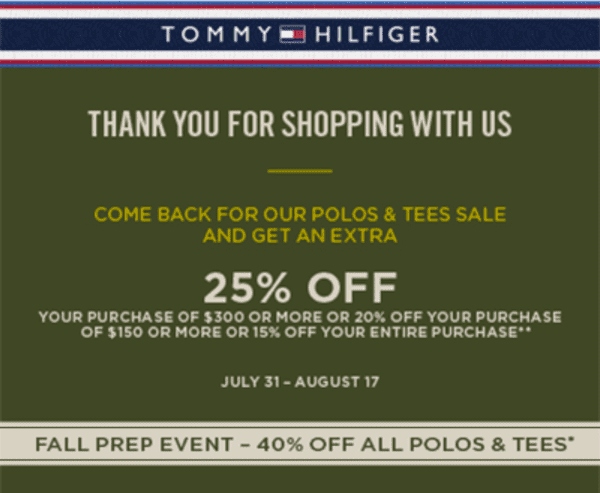 photograph about Tommy Hilfiger Coupon Printable called Tommy Hilfiger Canada Polo Tees Printable Coupon Sale: Buy