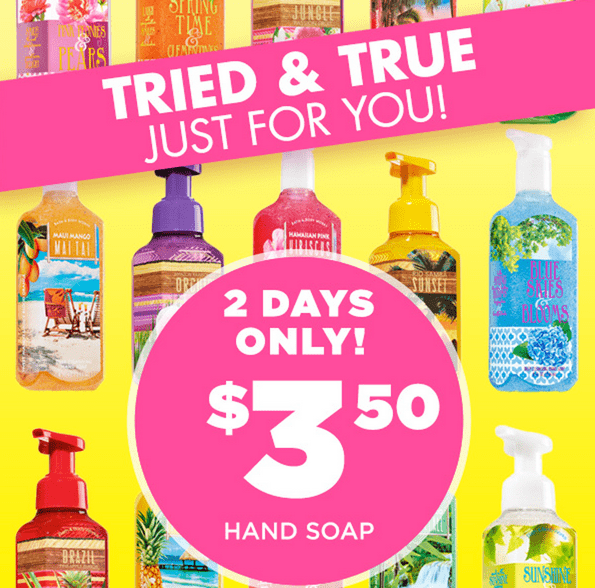 About Bath and Body Works Coupons, Deals and Cash Back Bath and Body Works is a specialty personal care store offering the latest beauty products, fragrances, candles, lotions and more. Shop your signature scent and save on body sprays and fragrance mist with Cash Back at Ebates.