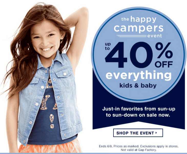 gap kids sale