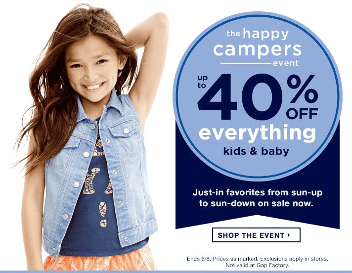 Gap Canada Online Exclusive Offers: Get 35% Off Your Women ...