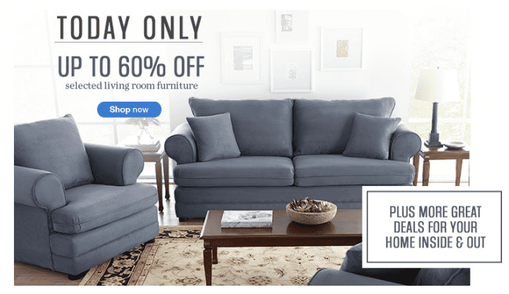 Sears Canada Flash Sale Today Save Up To 60 Off Selected Living Room Furniture More Hot