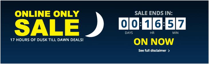 Best Buy Canada Online Sale: 17-Hour Of Dusk Till Dawn Deals Online