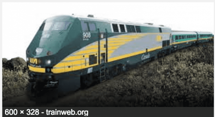 Deals via rail