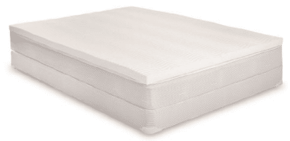 Amazon Canada Today 39 S Deals Save 37 On 100 Latex Mattress Topper Reversible With 2