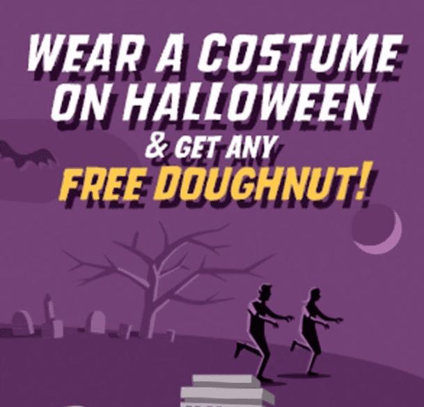 Krispy Kreme Canada Free doughnuts at Smartcanucks.ca