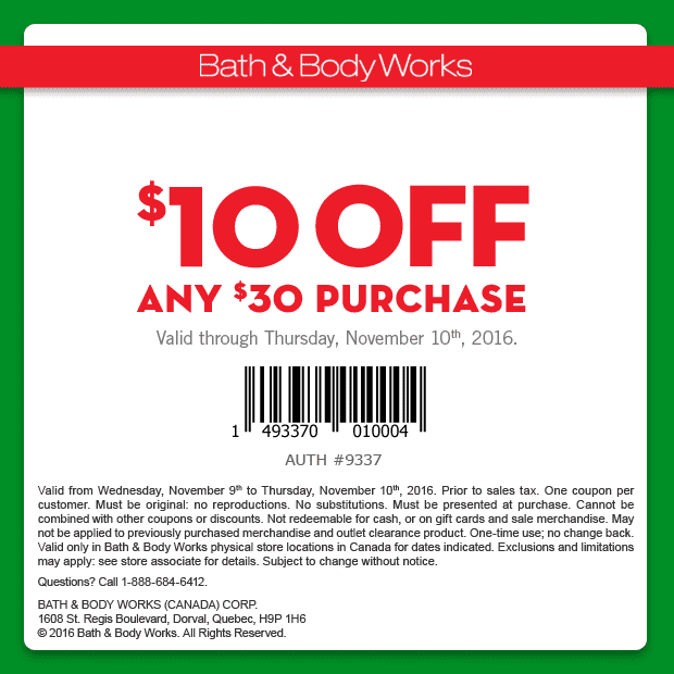 This is a picture of Fabulous Bath and Body Works Coupons in Store Printable 2020