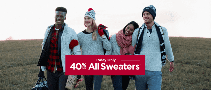 Roots Canada Sale