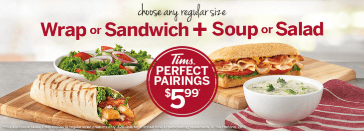 Tim Hortons Canada Offer at SmartCanucks.ca Deals
