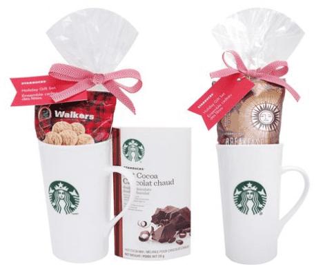 Walmart Canada Offers Save 50 Starbucks Holiday Gift Set