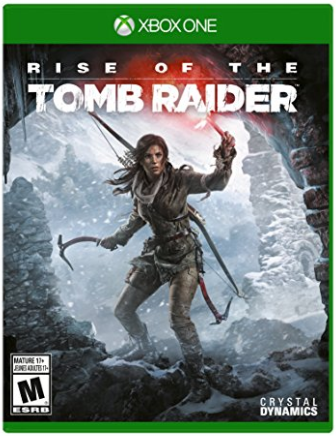 Amazon Canada Offers Save 40 Off Rise Of The Tomb Raider