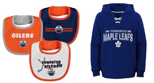 Amazon Canada Valentine s Today s Deals  Save 25% on NHL by Outerstuff  Toronto Maple Leafs Youth Boys   More ee1b96abe