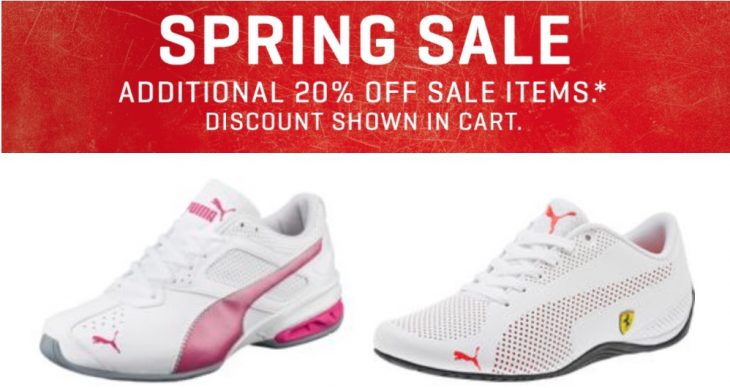 Puma Canada has a new Spring Sale available now until March 27 ead87d36b