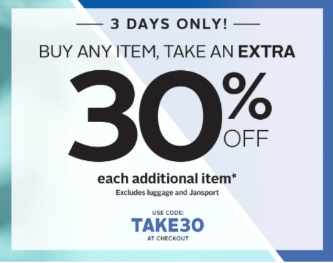 b4deace862 Bentley Canada Sale  Save 30% Off Parkland Backpacks + Extra 30% Off Second  Item