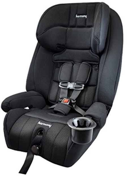 Amazon Canada Offers Save 26 On Harmony Defender 3 In 1 Deluxe Car Seat