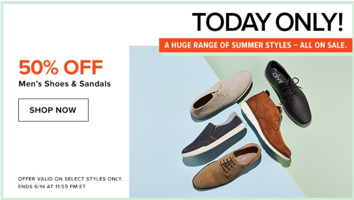 Hudson's Bay Canada Today's Sale: Save