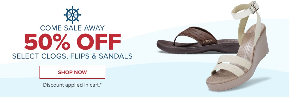 fa67bbbff1b97 Crocs Canada Summer Sale  Save an Extra 50% Off on Select Clogs ...
