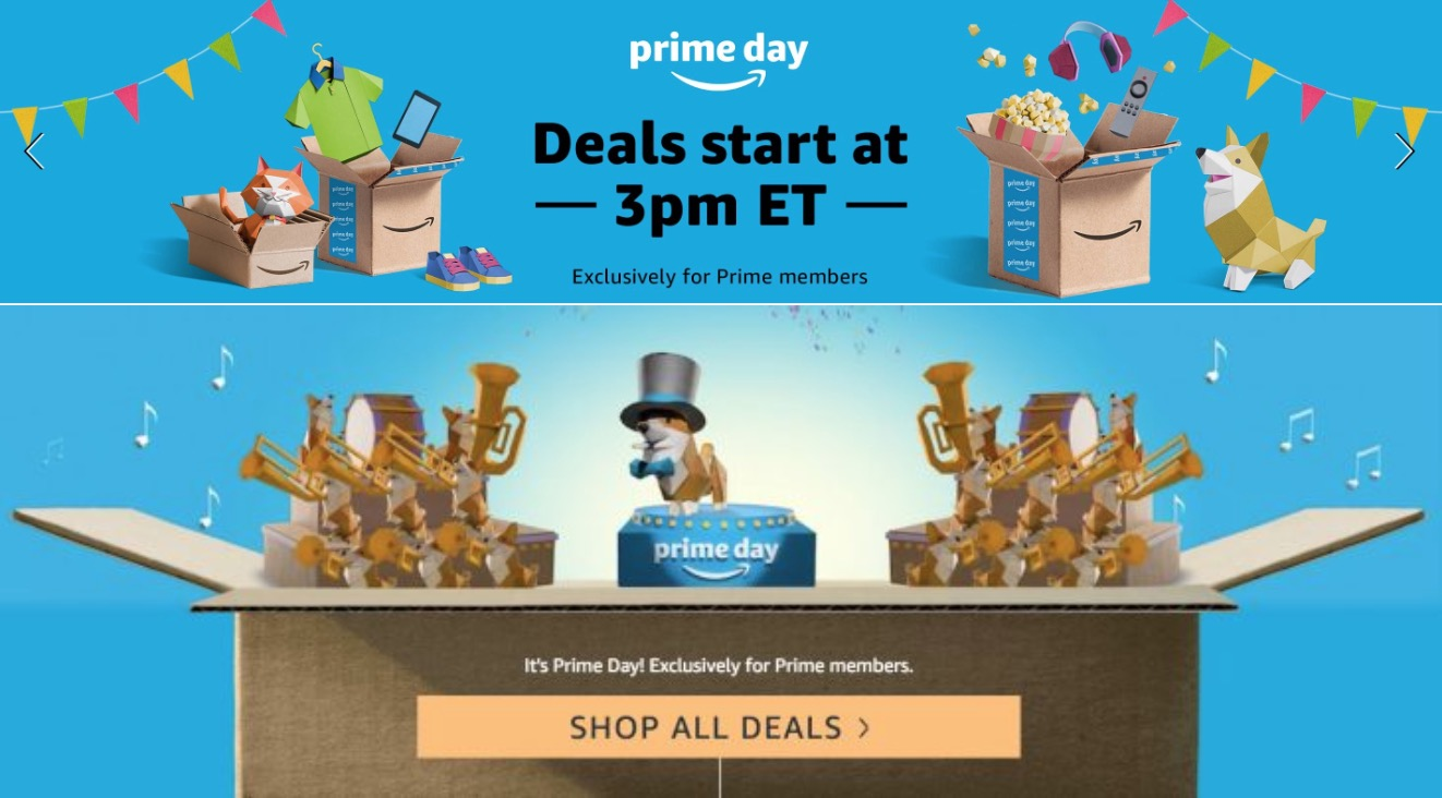 Amazon Canada Prime Day Deals Of The Day: Save Up To 70% off