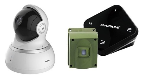 Amazon Canada Today S Deals Save 44 On Yi Dome Camera