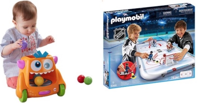 Amazon Canada Offers: Save 50% on Fisher-Price Zoom 'n Crawl