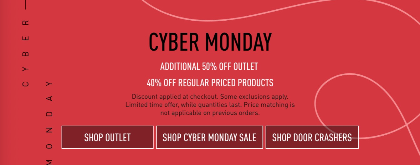 9286ecadf91 Reebok Canada Cyber Monday Sale: Doorcrashers + EXTRA 50% Off Outlet ...