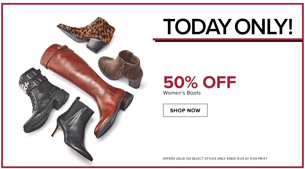 Hudson's Bay Canada Daily Deals: Today