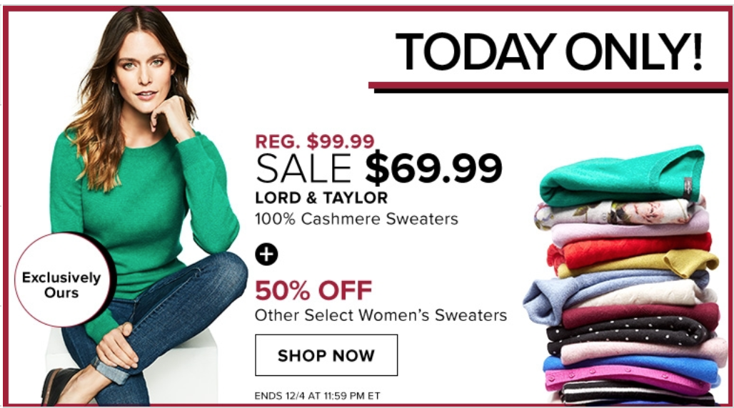 Hudsons Bay Canada Daily Deals Today Save 50 Off Select Womens