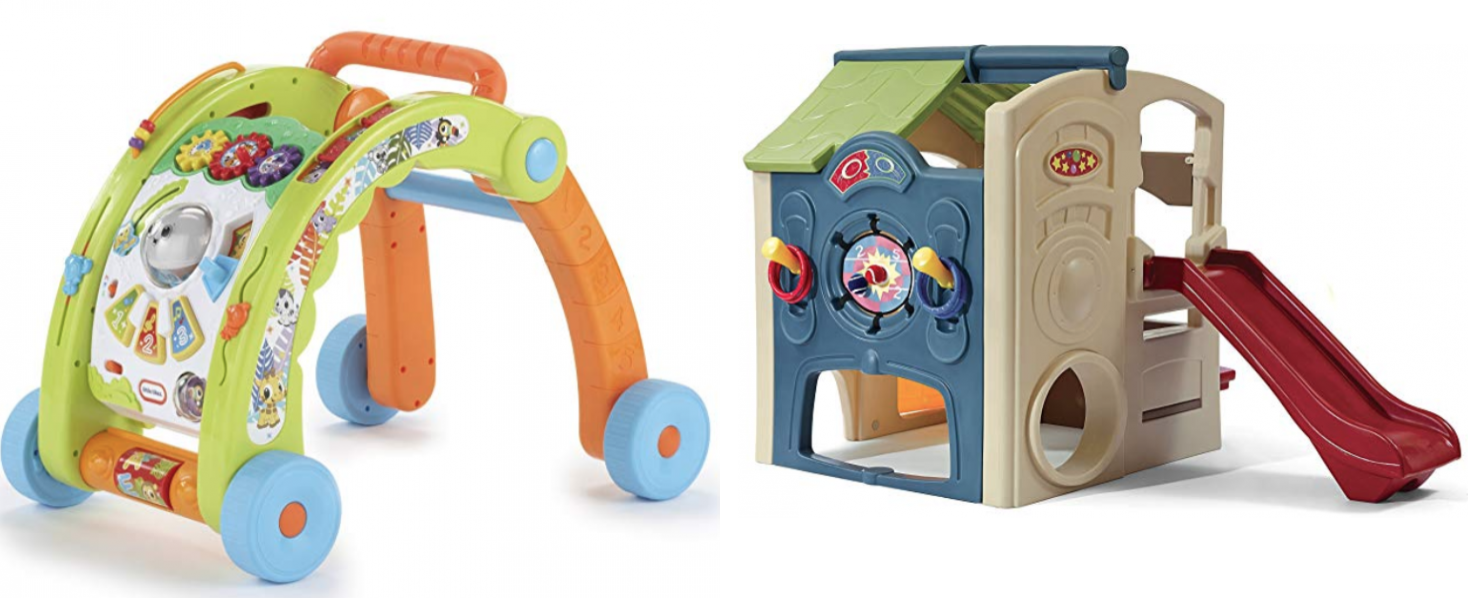 30ad69d8a0a Amazon Canada Deals  Save 37% off Step2 Neighborhood Fun Center   34% off  Little Tikes 3-in-1 Activity Walker
