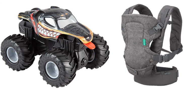 Amazon Canada Offers Save 57 Off Hot Wheels Monster Jam