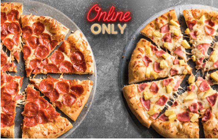 Save with today's Top Pizza Hut Canada coupons and deals