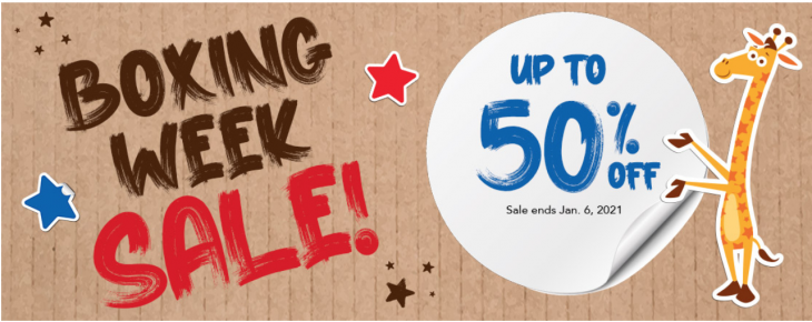 Toys R Us Canada Boxing Day & Week Flyers Sale & Deals ...
